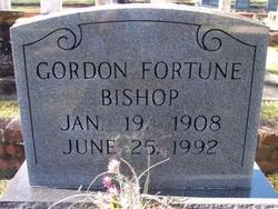 Gordon Fortune Bishop