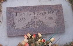 Juanita R Carrillo