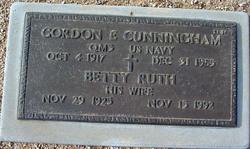 Betty Ruth Cunningham