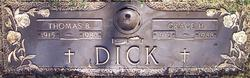 Grace Helen <I>Stoddart</I> Dick