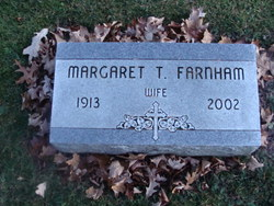 Margaret T. <I>Schaffer</I> Farnham