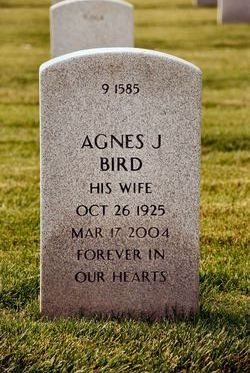Agnes J. <I>Murry</I> Bird