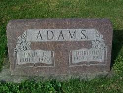 Dorothy Dix <I>Davis</I> Adams