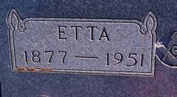 Etta <I>Dees</I> Barr