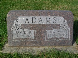 David Benton Adams