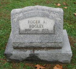 Roger A. Bogley