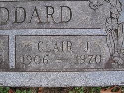 Clair J Stoddard