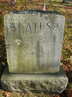 Albert Peck Gates