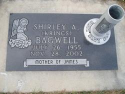 Shirley A <I>Krings</I> Bagwell