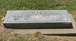 Bertha G. <I>Yocum</I> Brill