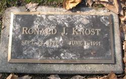 Ronald J Knost