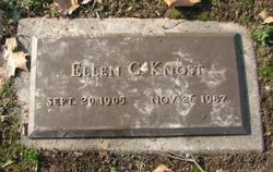 Ellen G Knost