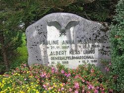 Image result for albert kesselring grave