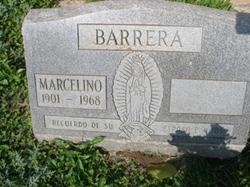 Marcelino Barrera