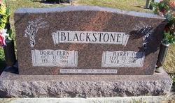 "Dora Fern ""Fern"" <I>Hower</I> Blackstone"