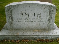 """Frederick H. """"Fred"""" Smith"""