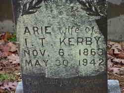 Arie Kerby