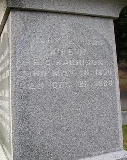Mary E. <I>Cain</I> Harrison