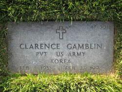 Clarence Gamblin