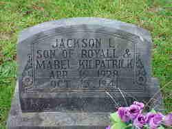 Jackson Laird Daniel Kilpatrick