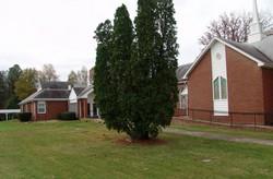 Brookland United Methodist Church Cemetery