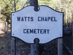 Watts Chapel Cemetery