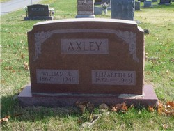 "Elizabeth Malinda ""Lizzie"" <I>Watson</I> Axley"