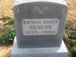 Georgia Bathus <I>Baker</I> Bevers