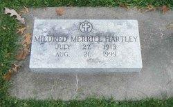 Mildred Dorothea <I>Rose</I> Hartley
