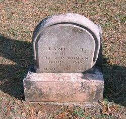 Jane H. <I>Lindley</I> Coman