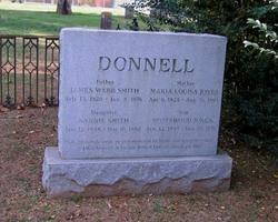 Spotswood Jones Donnell