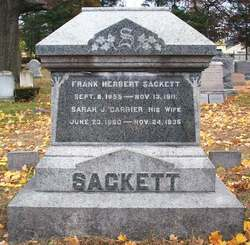 Frank Herbert Sackett