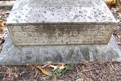 Margaret Eliza Henderson <I>Outlaw</I> Bryan
