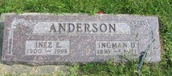 Inez E. <I>Chinn</I> Anderson
