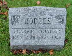 Clyde Robert Hodges