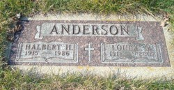 Louise C Anderson