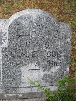 Eliza J Combs