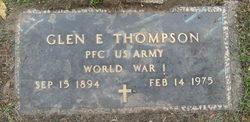 Glen E. Thompson