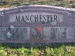 Gladys <I>Moore</I> Manchester
