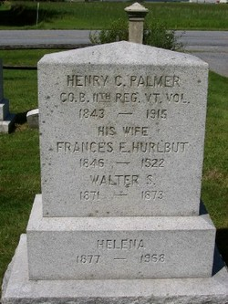 Henry C Palmer