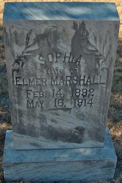Sophia Marshall
