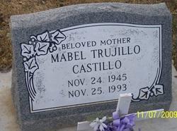 Mabel <I>Trujillo</I> Castillo