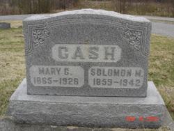 Mary Charlotte <I>Smith</I> Cash