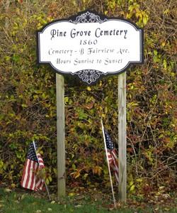 Rhode Island Historical Cemetry Hopkinton