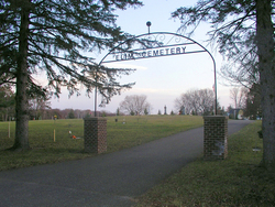 South Elim Lutheran Cemetery