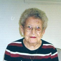 Ann Grace` <I>Busby</I> Haywood