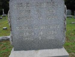 Sarah Jane <I>Wheeler</I> Campbell