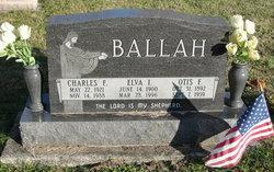 Otis Freeman Ballah