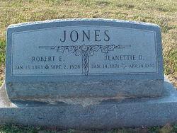 Robert Emory Clarence Jones
