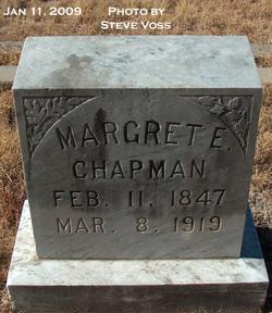 Margrete <I>Chapman</I> Medford